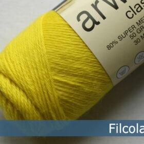 251 Electric Yellow